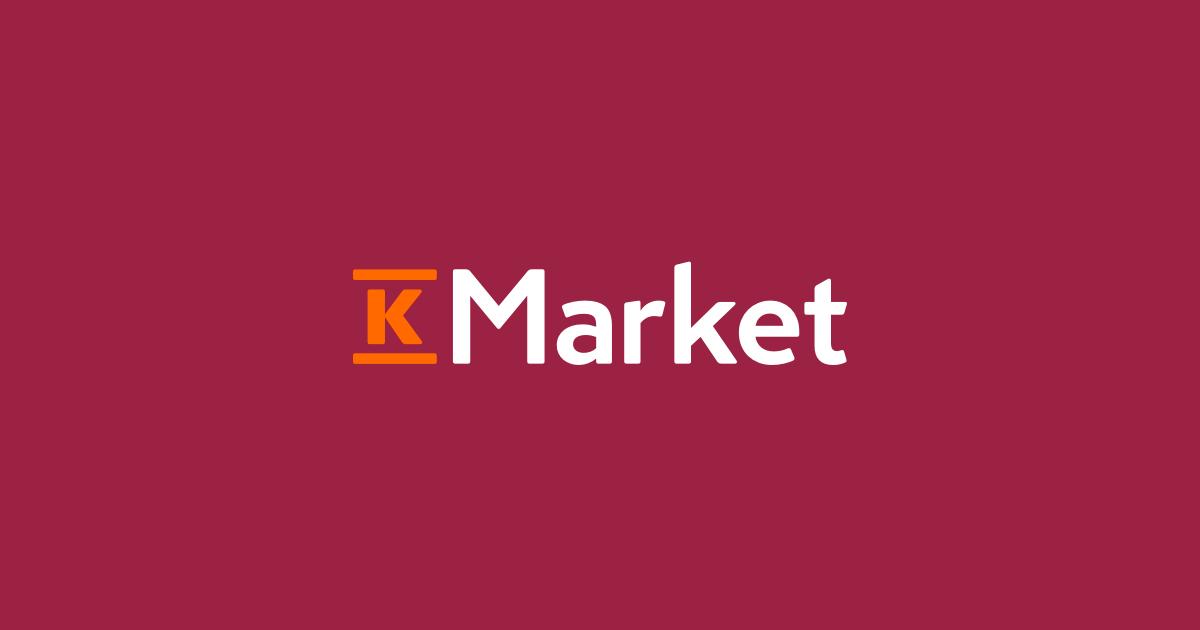 K Market Kotiinkuljetus