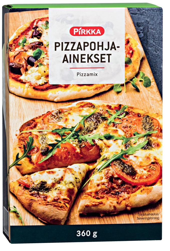 Pizzapohja Pelti
