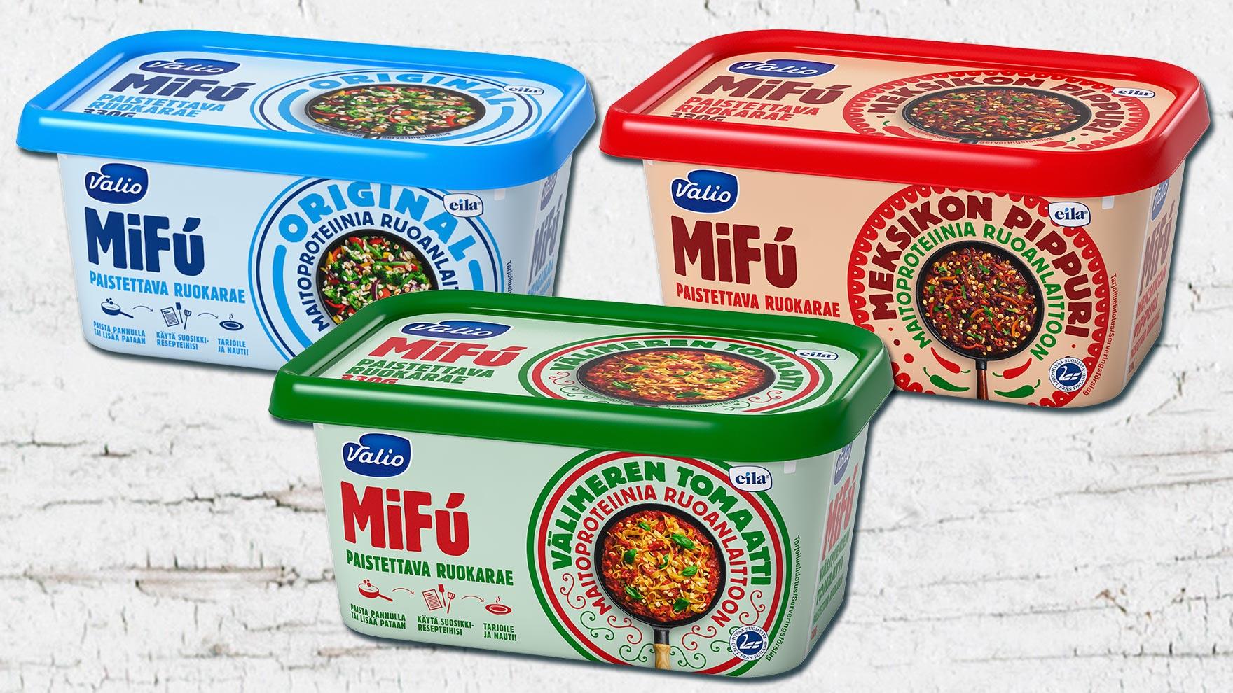 Mitä On Mifu