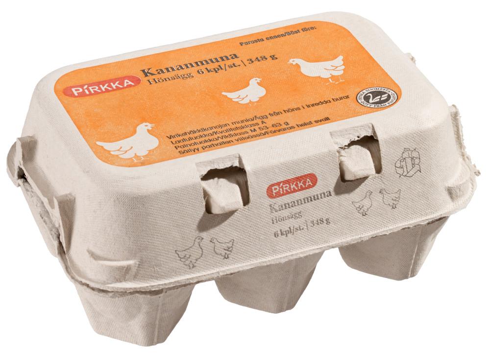 Kananmuna Ravintosisältö